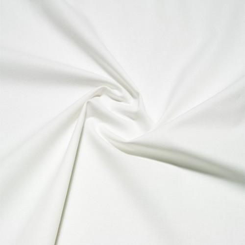 Bio-Baumwoll-Stoff cremeweiß