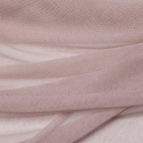 Bio Baumwoll-Soft-Tüll rose
