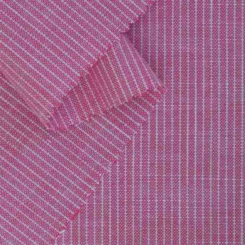 Bio-Stoff Leinenoptik rosa