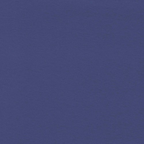 Bio Bündchenstoff skipper blue
