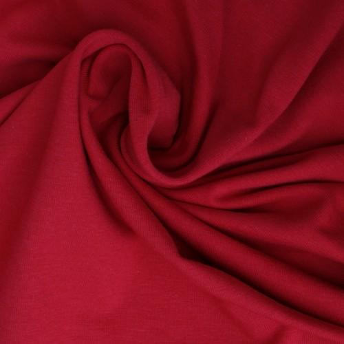 Bio Stretch-Jersey rot