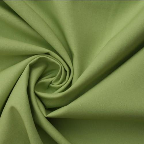 Bio Popeline hellgrün