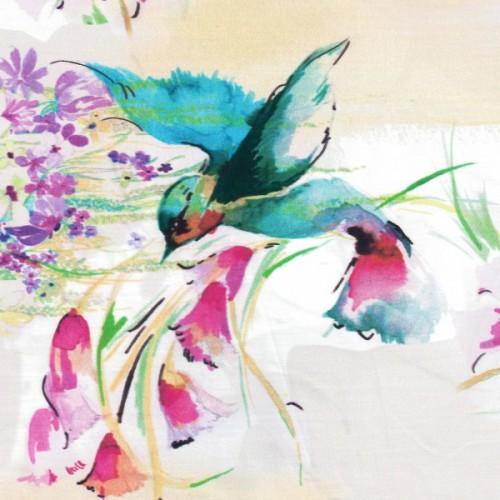Bio Popeline Kolibri
