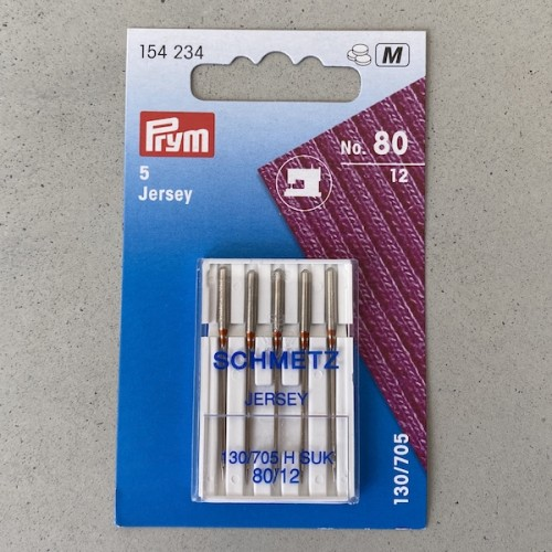 Schmetz Jersey Nähmaschinen-Nadeln 80