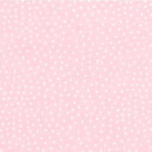 Bio-Stoff (kbA) Pünktchen rosa