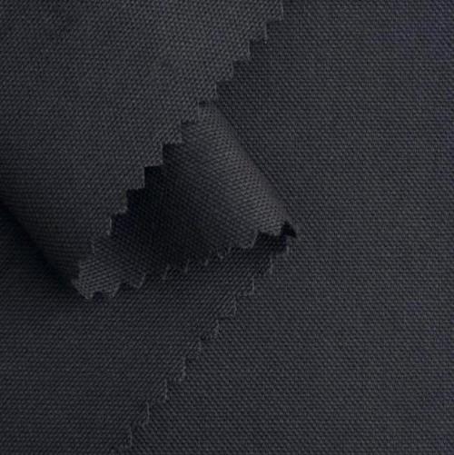 Bio Canvas fein schwarz
