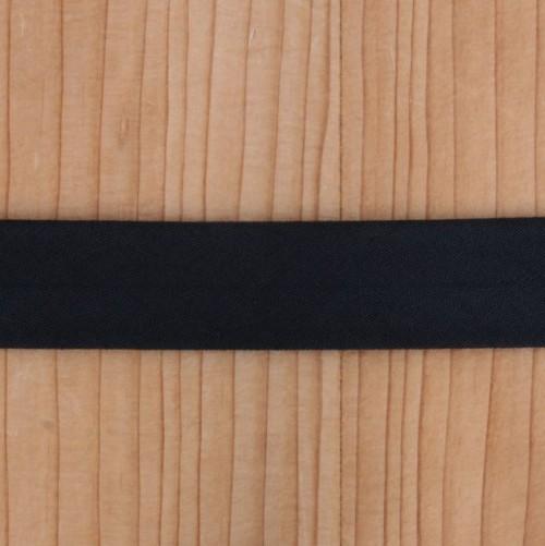 Bio Schrägband schwarz