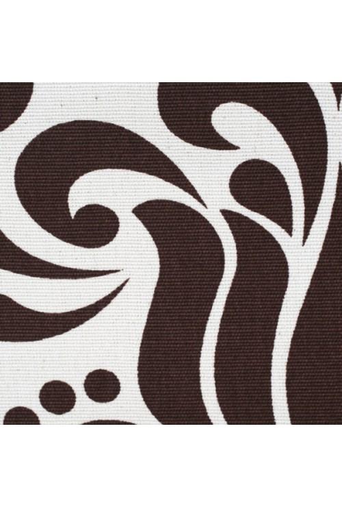 Bio Canvas Ornament Schokolade