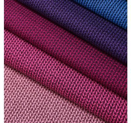 Hamburger Liebe - Hipster Square - Knit Knit pink